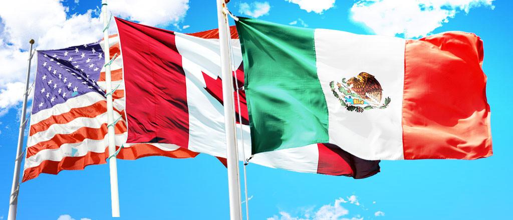 Transporte aumenta en la zona NAFTA
