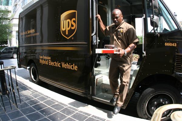 UPS-Estados Unidos