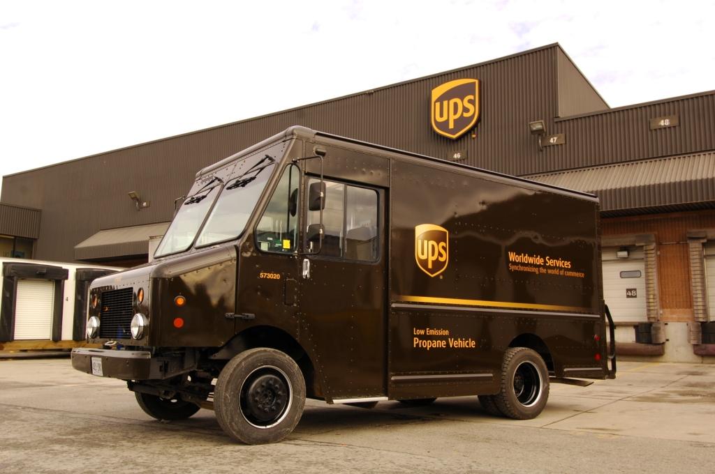 UPS EEUU