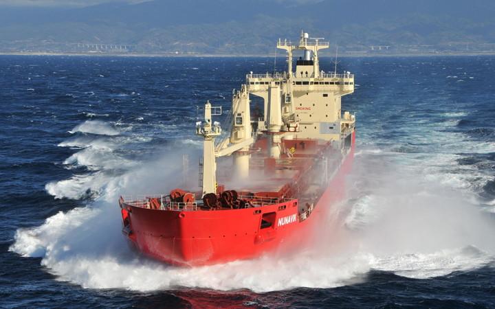 Un buque de Fednav atravesará el Pasaje del Noroeste sin apoyo