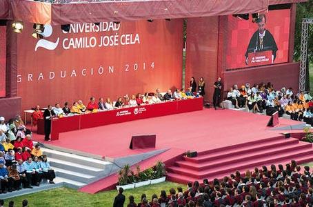 Universidad-Camilo-José-Cela-graduacion