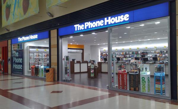 phone house tiendas