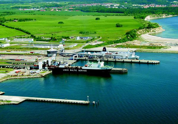 puerto de Sassnitz-Mukran