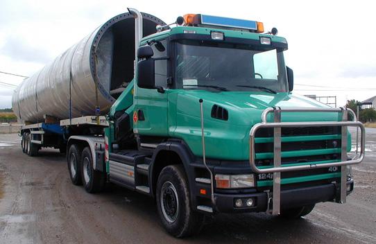 44 toneladas camion