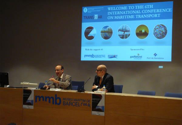 6th International Conference of Maritim Transport