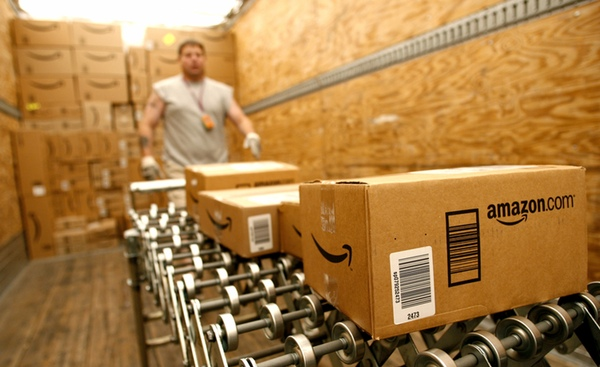 Amazon amplía instalaciones en Illinois