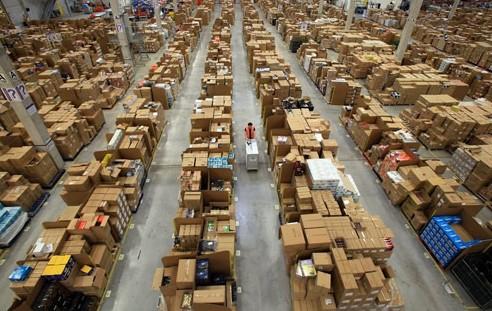 Amazon lanza servicio de entrega en el día en Canadá