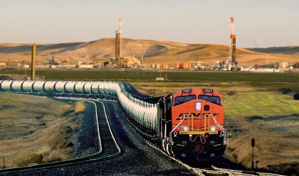 BNSF Railway abre centro logístico en Texas