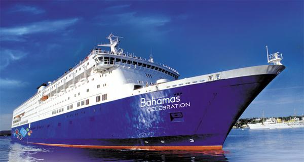 Buque de Celebration Cruise Line sufre accidente