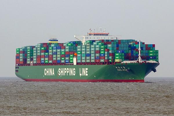 CSCL incorpora a su flota el portacontenedores más grandes del mundo