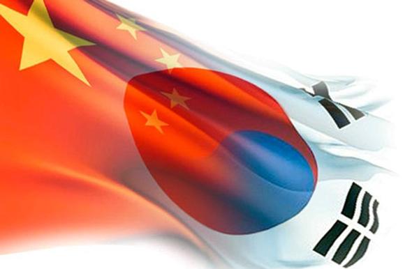 China y Corea del Sur firman acuerdo de libre comercio