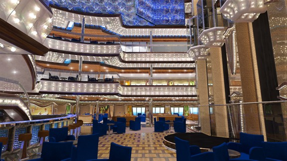 Costa Cociere da la bienvenida a su nuevo buque