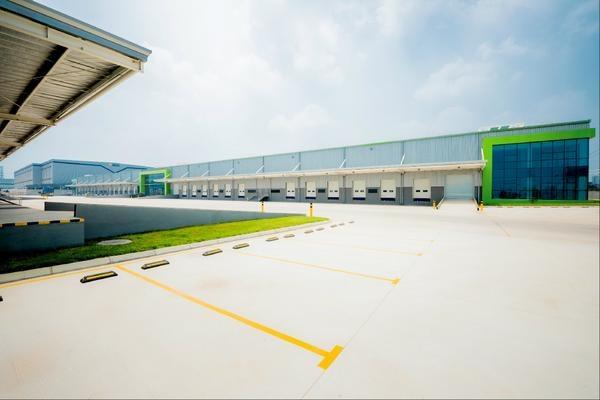 Goodman amplía el espacio de almacenamiento de BMW Brilliance en China