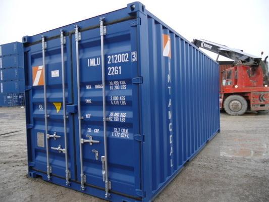 IMB estudia posible fraude en contenedores