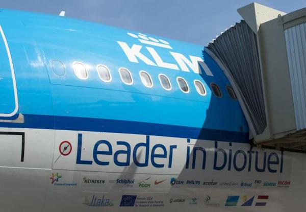 KLM-Biofuel