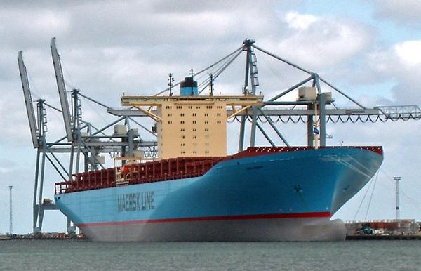 Maersk aumenta beneficios en el tercer trimestre