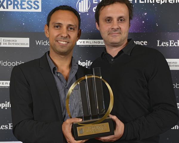 Premio Empresa del Futuro Showroomprive