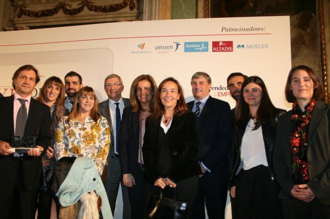 Premio emprendedores y empleo STEF