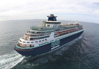 Pullmantur invierte 22 millones en sus buques