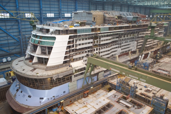 Quantum of the Seas se incorpora a la flota de Royal Caribbean