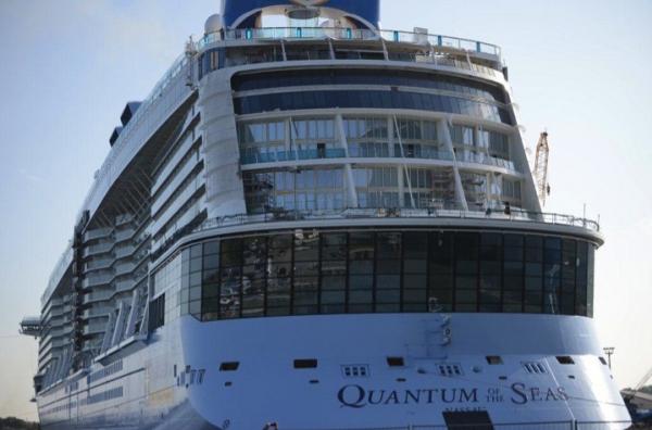 Tecnología triunfa en el Quantum of the Seas