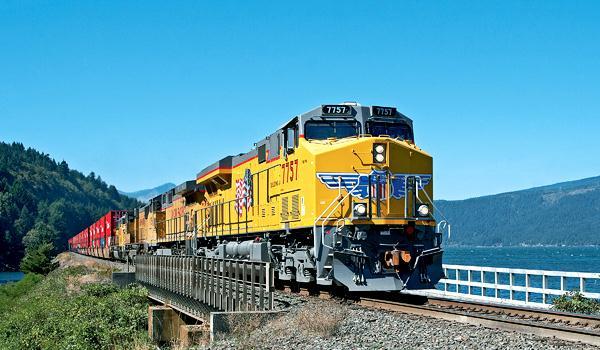 Union Pacific mejorará su red ferroviaria