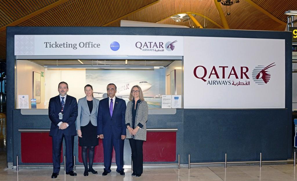 Vuelos Qatar