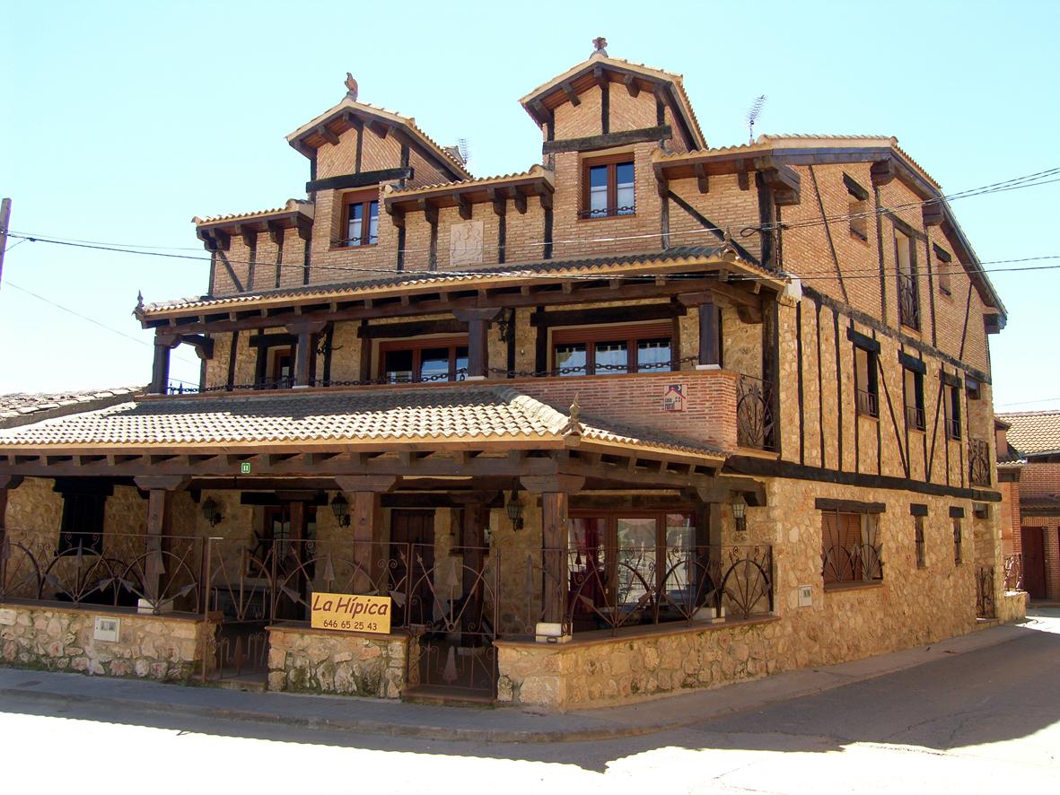 Casas rurales con multiaventura