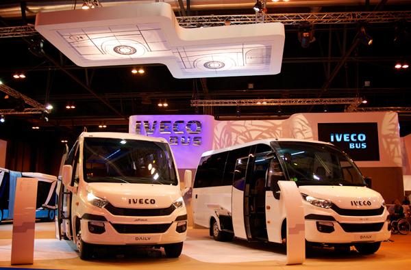 daily minibus Iveco Bus