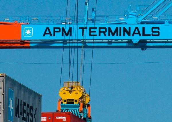 APM Terminals invertirá en el puerto de Tema