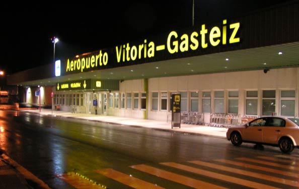 Aeropuerto-Vitoria-Gasteiz