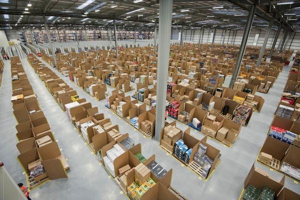 Amazon bate récord de entregas en Navidad