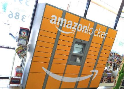 Amazon lleva el servicio de puntos de entrega a Canadá