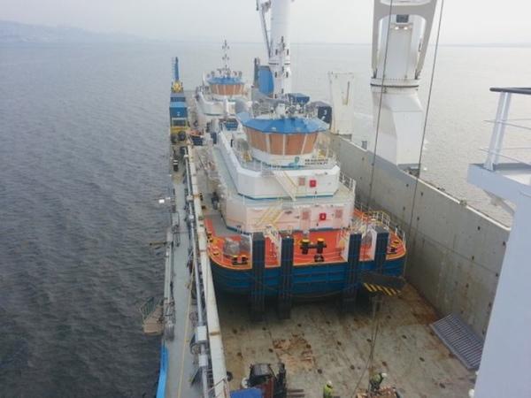 BigRoll encarga dos nuevos buques
