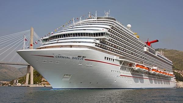 Carnival presenta sus cruceros largos