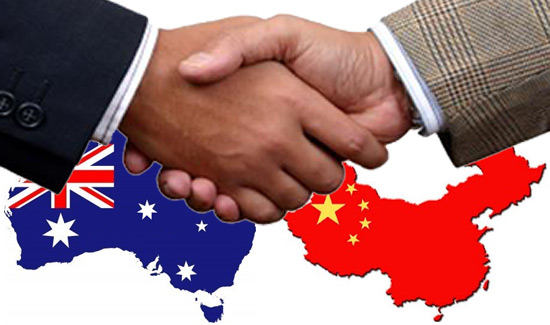 China y Australia buscan un acuerdo de libre comercio