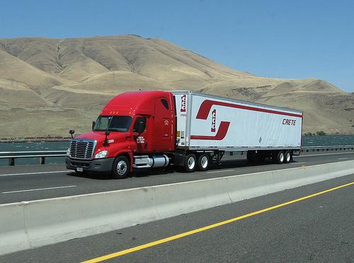 Crete Carrier y Shaffer Trucking aumentan los salarios