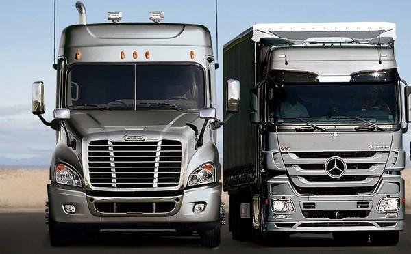 Daimler Trucks vende 500.000 vehículos en 2014