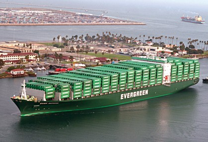 Evergreen Line lanza nuevo servicio