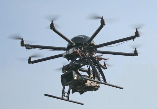 FAA regulará uso de drones antes de final de año