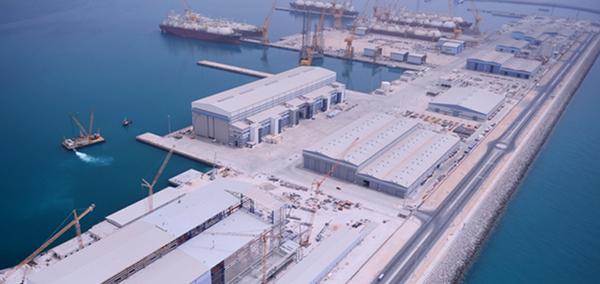 Nakilat Damen Shipyards construirá 11 buques