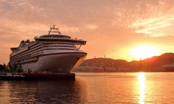 Princess Cruises llega a Busselton