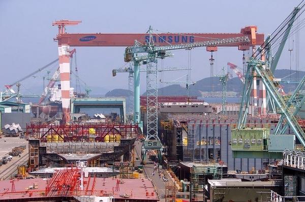 RS encarga nuevos petroleros a Samsung Heavy Industries