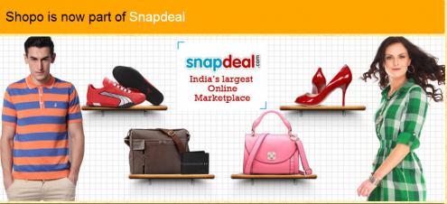 Snapdeal está buscando un socio estratégico