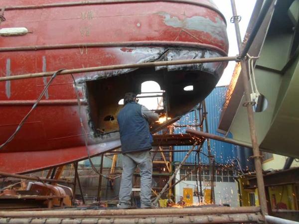 Angola encarga nuevo buque a astilleros españoles