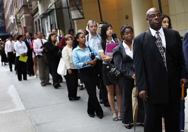 Desempleo sigue cayendo en Estados Unidos