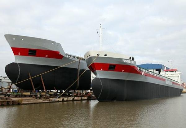 Ferus Smit consigue un nuevo pedido de dos buques