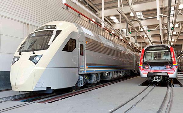 GCC ferrocarril