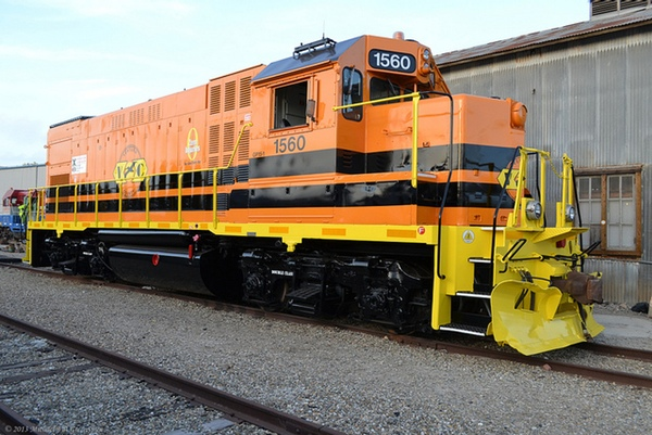 Genesse and Wyoming adquiere Pinsly Arkansas Railroads