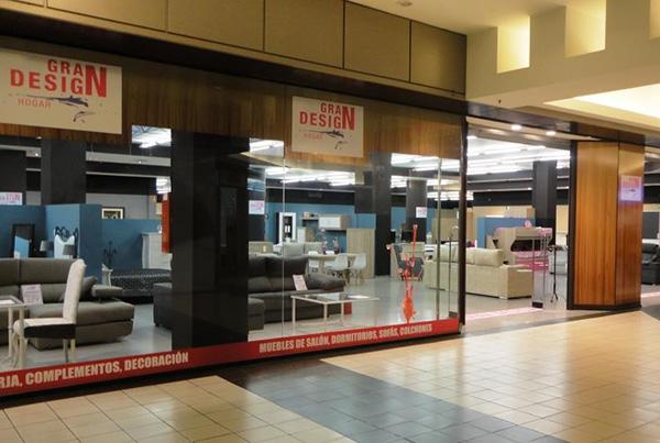Gran Design tienda CC Augusta